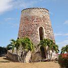 Caribbean Sugar Mill  by barnsis