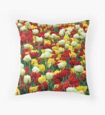 Tulips2 Throw Pillow