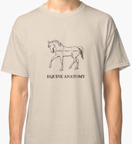 Equine Anatomy Classic T-Shirt