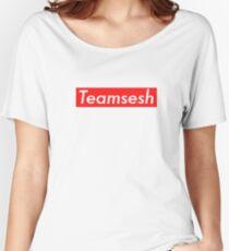 Bones Teamsesh SESH (Supreme) Women's Relaxed Fit T-Shirt
