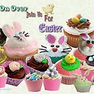 Easter  Invitation  & gifts( 1333 Views) by aldona