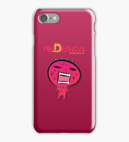 ReDemon 04 iPhone Case/Skin