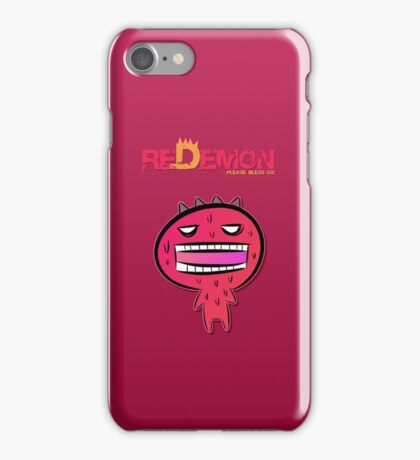 ReDemon 08 iPhone Case/Skin