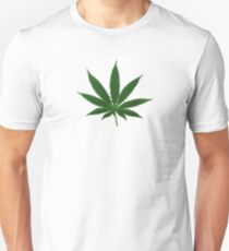 Marajuana hippy tee T-Shirt