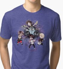 Chibi ONE OK ROCK Tri-blend T-Shirt