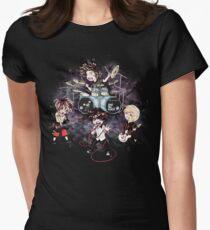Chibi ONE OK ROCK Women's Fitted T-Shirt