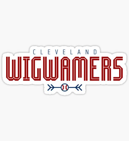 Wigwamers Sticker