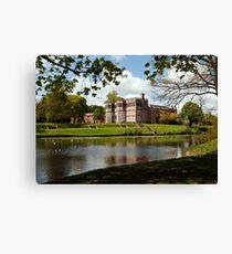 Astley Hall Canvas Print