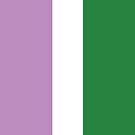 Genderqueer Pride Flag by ShowYourPRIDE