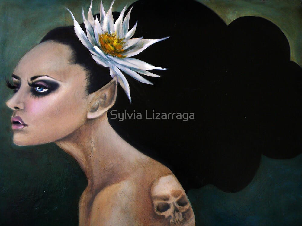 Poison Fairy by Sylvia Lizarraga