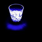 Glass In Blue by SRLongstroth