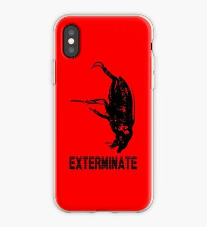 Exterminate iPhone case iPhone Case