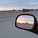 Movin forward, sunset in my view by livelearn50