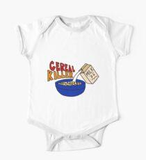 Cereal Killer, Funny Breakfast Food Shirt Kids Clothes