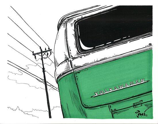 Green   by bulldawgdude