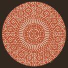 orange sacral chakra by offpeaktraveler