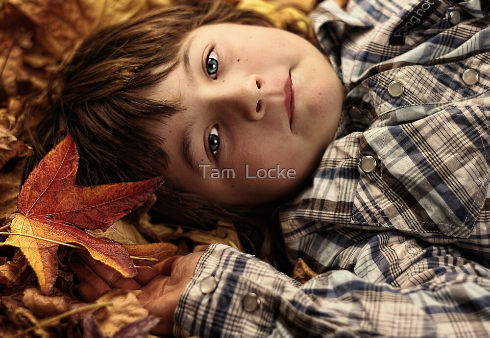 Autumn's Child - Cooper by Tam  Locke