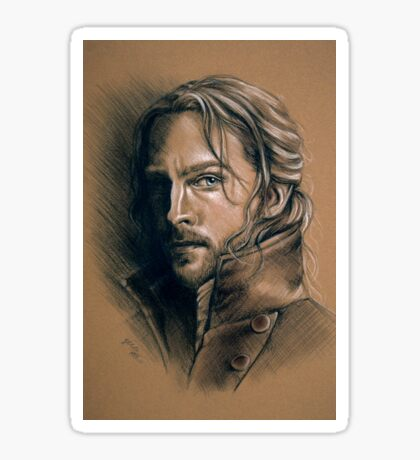 Ichabod Sticker