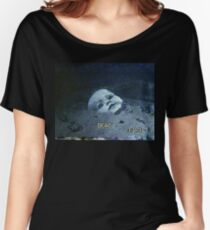Submersed porcelain MASK Women's Relaxed Fit T-Shirt