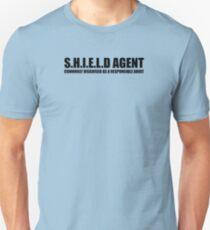 S.H.I.E.L.D AGENT T-Shirt