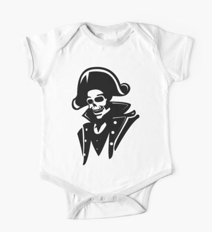 Captain Pirate Skull  Kids Clothes