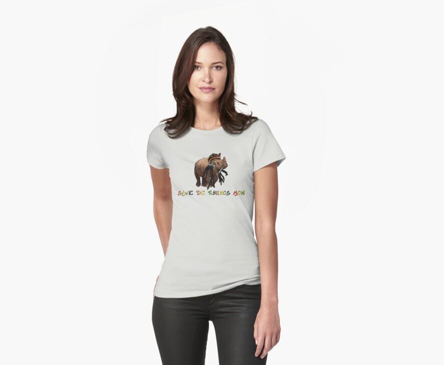 Save de rhinos, mon! by DILLIGAF