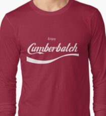 Enjoy Cumberbatch Long Sleeve T-Shirt