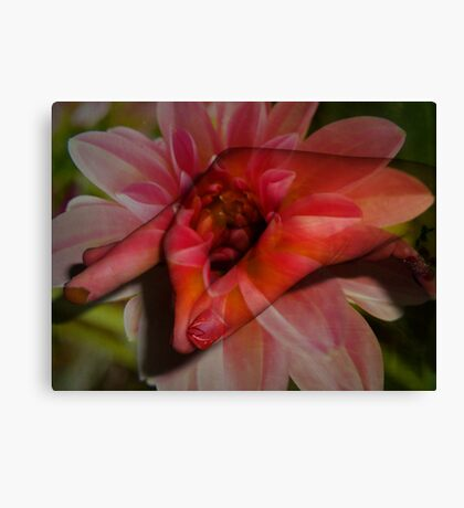 One Touch Canvas Print