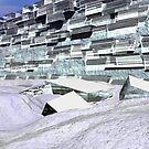 Icewall by Hugh Fathers