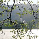 Around the little church of Bled - Slovenia by Arie Koene