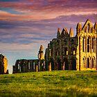Abbey Dawn by hebrideslight