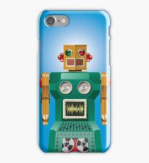 Tin Man No. 1 iPhone Case/Skin