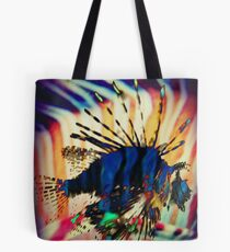 4554 Lionfish Tote Bag
