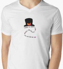 Theater of KISS Men's V-Neck T-Shirt
