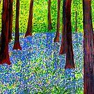 Springtime Splendour by Sesha