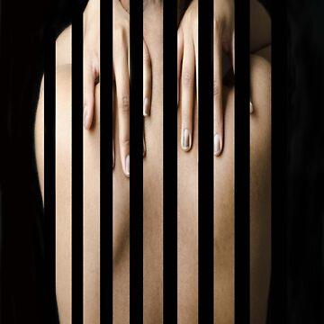 Prisoner  by Rouge83
