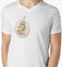 Mukimpo Men's V-Neck T-Shirt