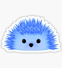 Wedgy, the Hedgehog Sticker