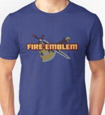 BLAZING BLADE | Fire Emblem Titles T-Shirt