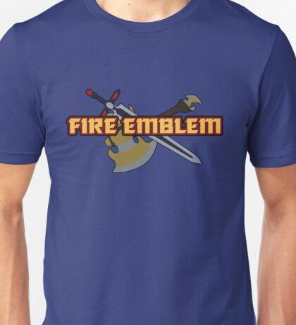 BLAZING BLADE | Fire Emblem Titles Unisex T-Shirt