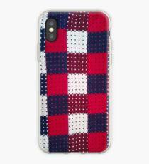 Chuck Bass' Scarf iPhone Case