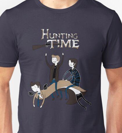 Hunting Time. Unisex T-Shirt