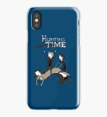 Hunting Time. iPhone Case/Skin