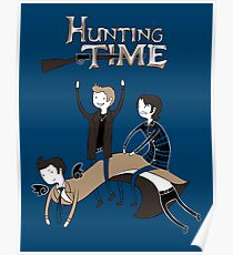Hunting Time. Poster