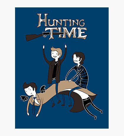Hunting Time. Photographic Print