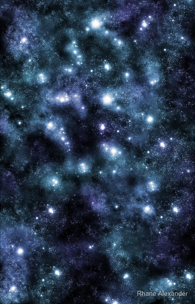 Sapphire Astronomy  by rhaneysaurus