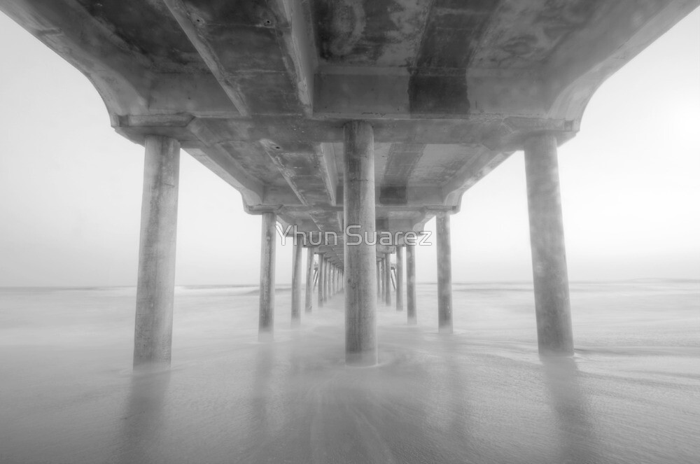 Under The Pier by Yhun Suarez