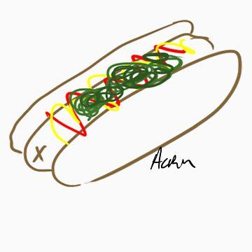 hotdoggidy by Cheeselock
