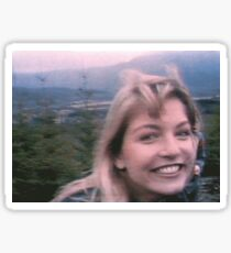 Laura Palmer Nostalgia Sticker