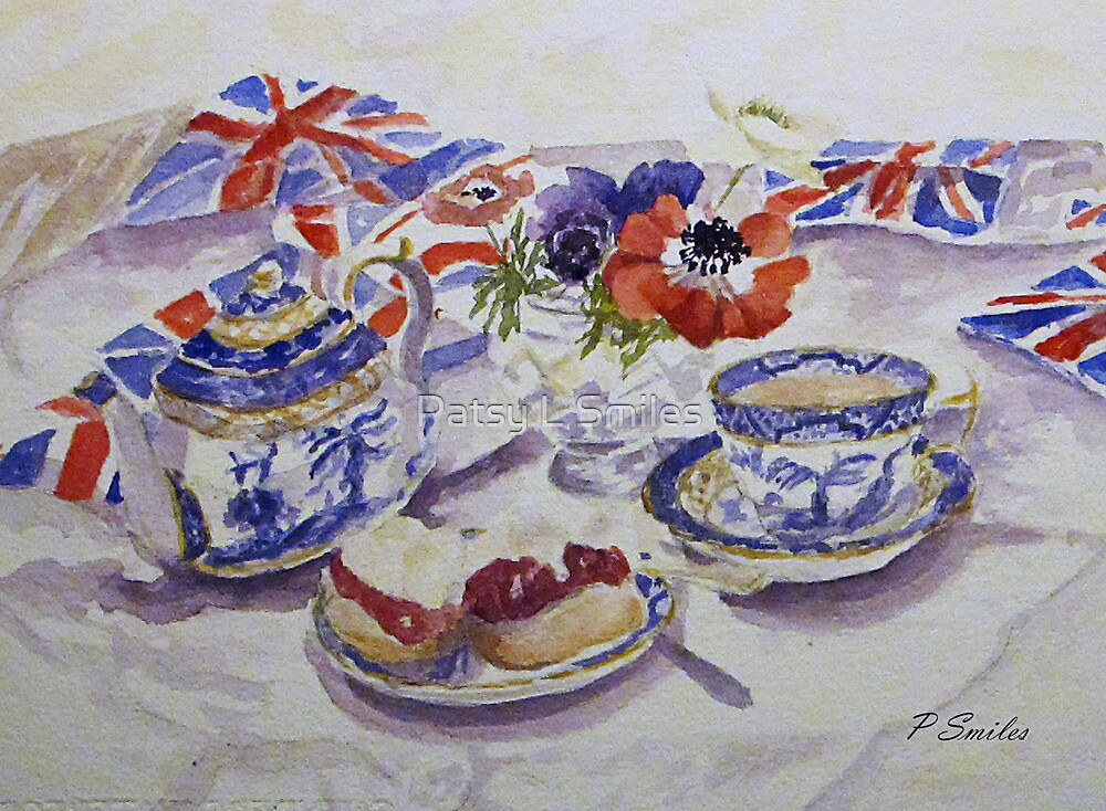 Jubilee Tea by Patsy L Smiles